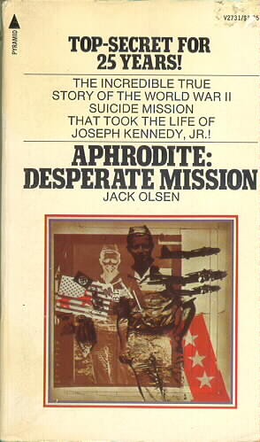 Aphrodite: Desperate Mission Paperback