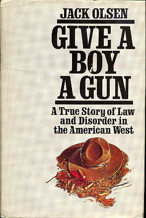 Give a Boy a Gun Hardcover