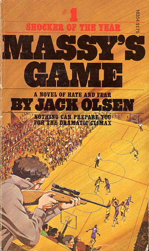 Massy's Game Paperback