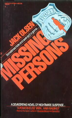 Missing Persons Paperback
