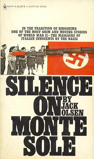 Silence On Monte Sole Paperback