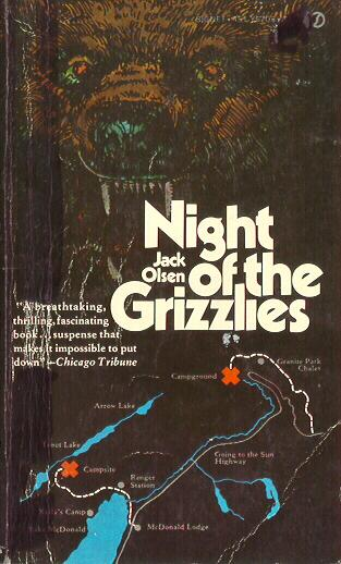 Night of the Grizzlies Paperback