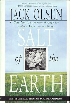 Salt of the Earth Hardcover